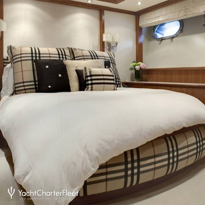 Burberry Guest cabin