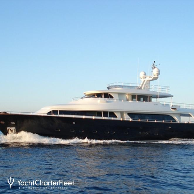 Ferretti Custom Line 97' photo 1