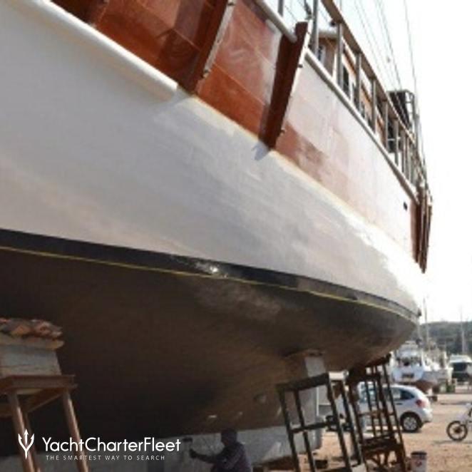 78' 2003 Bozburun Shipyard Ketch/Gulet photo 4