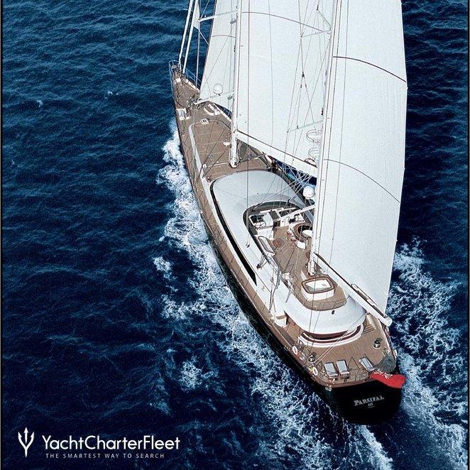 Aerial View - Sails