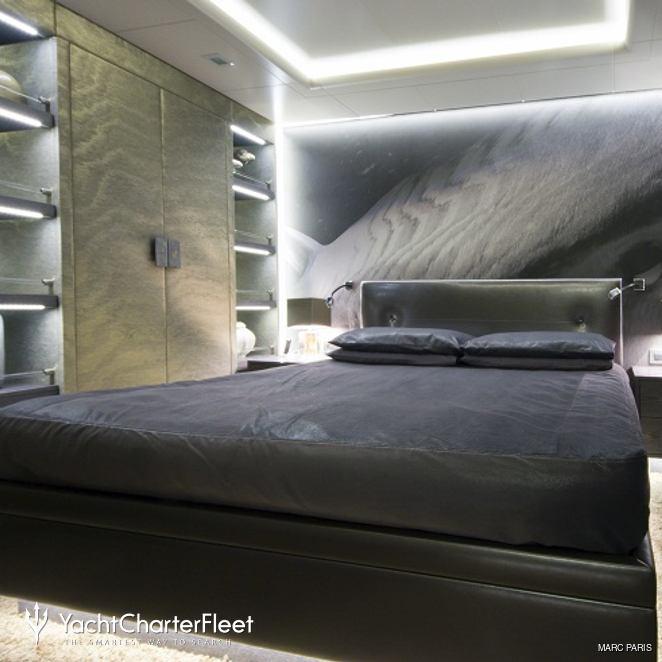 Black Guest Stateroom