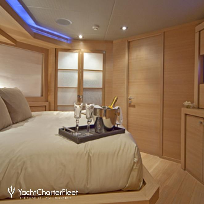2nd Queen VIP Stateroom