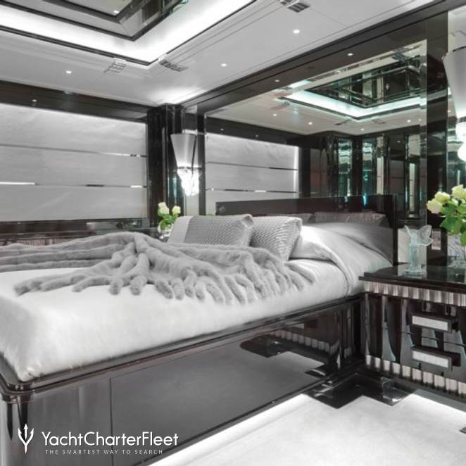 Guest Stateroom - Bed