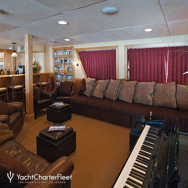 Salon with Piano