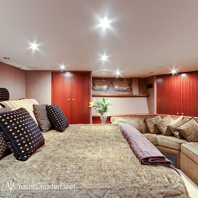 Master Stateroom - Side