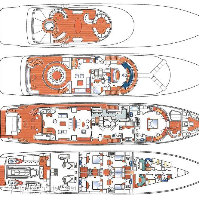 DomaniDeck plan layouts photo 14