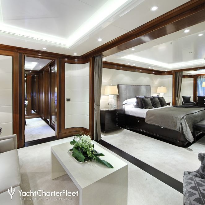 Master Stateroom - Overview