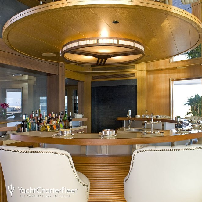 Owner's Deck Bar