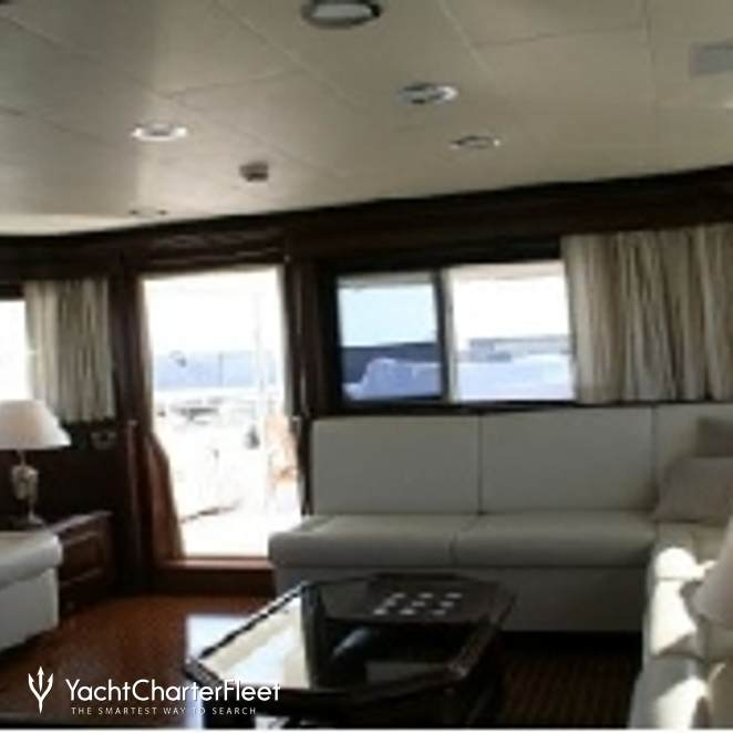Ferretti Custom Line 97' photo 2