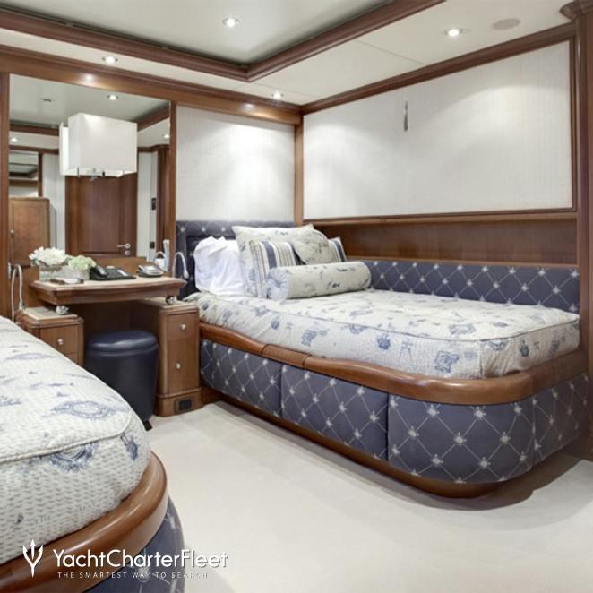 Ralph Lauren Twin Cabin
