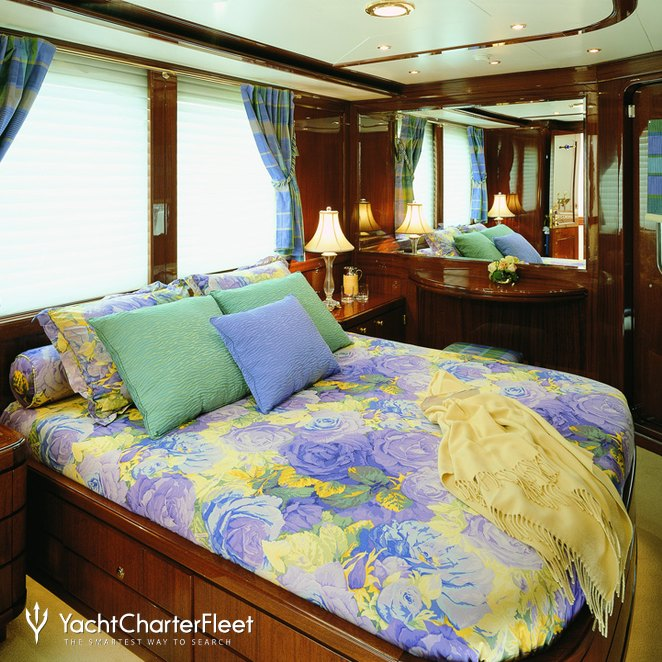 VIP Starboard Stateroom