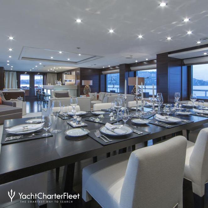 Main Salon & Formal Dining