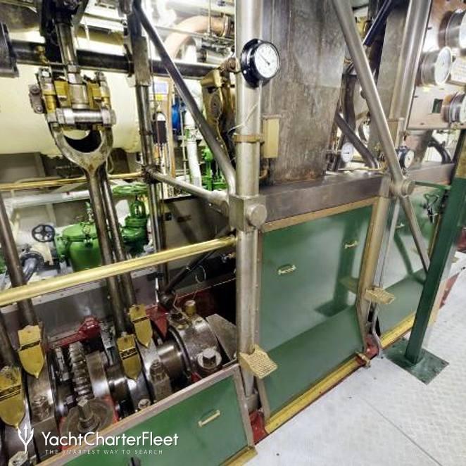 Engine/Mechanical Area