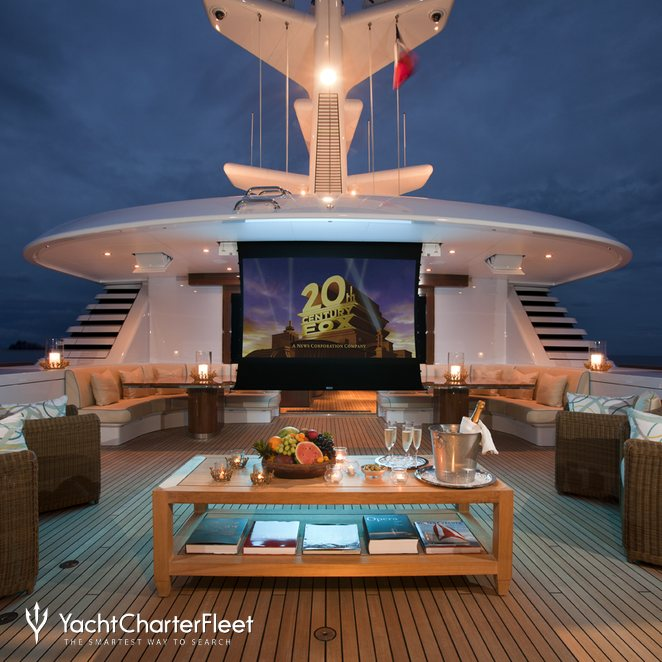 Sundeck Cinema