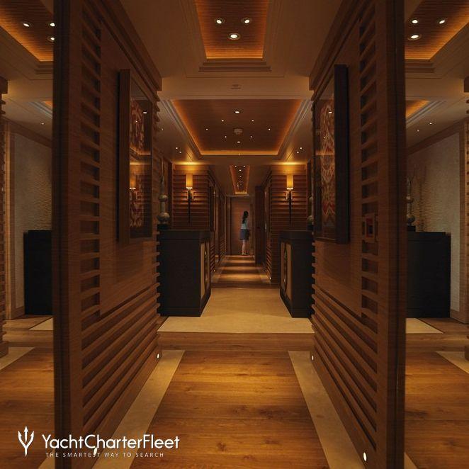 Corridor - Night