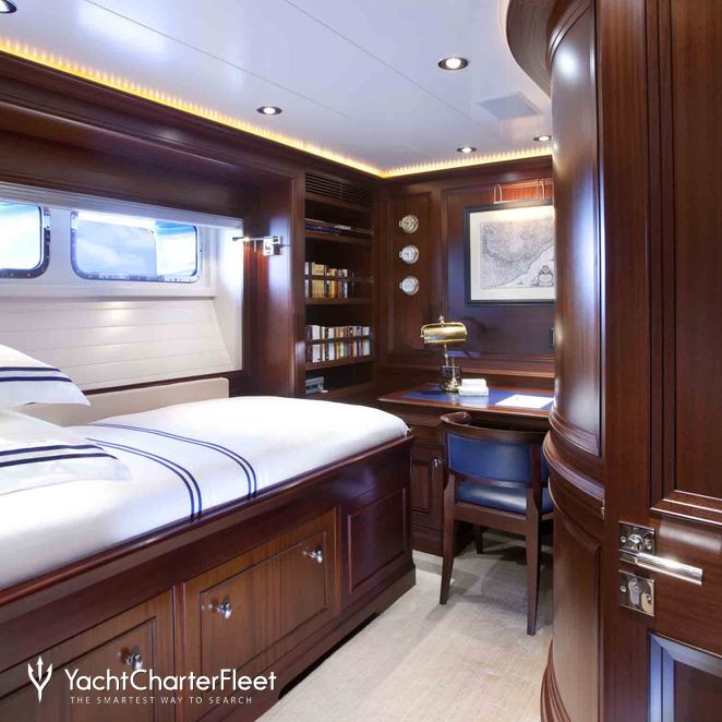 Single Guest Stateroom