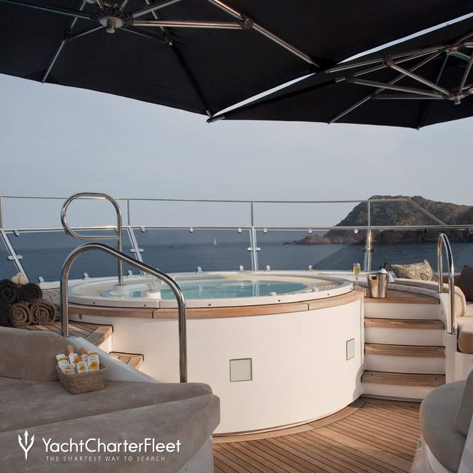 Jacuzzi & Loungers