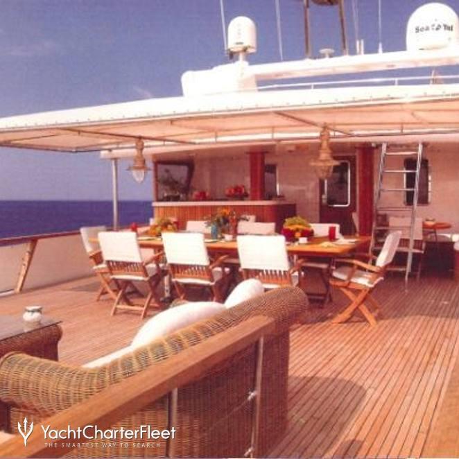 Steel Motor Yacht photo 2