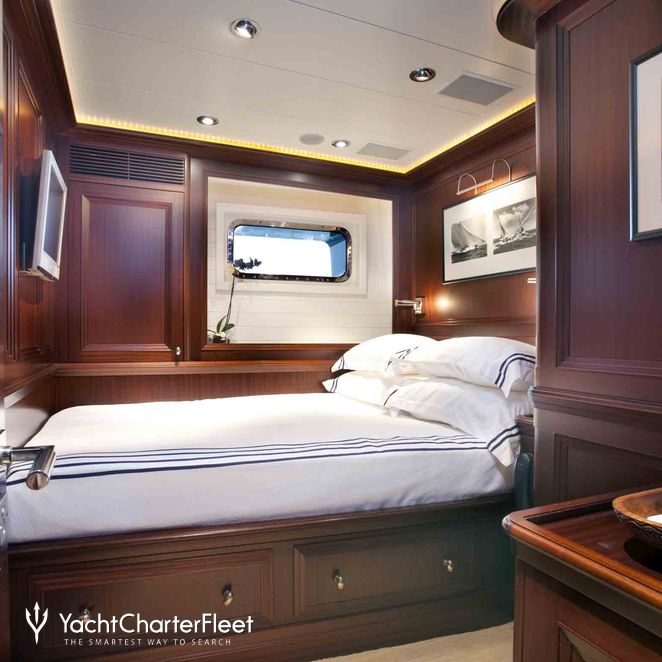 First Guest Stateroom