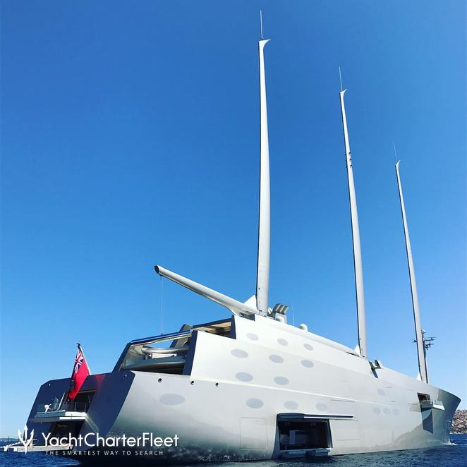 Sailing Yacht A photo 9