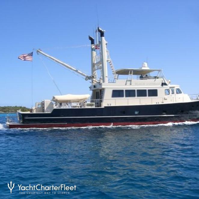 Neville Long Range Motor Yacht photo 1