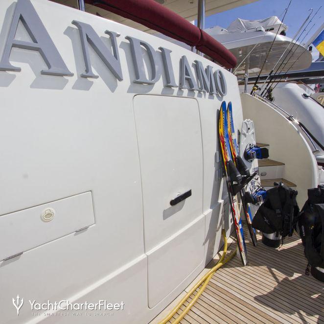 AndiamoEIS Pre-Refit photo 39