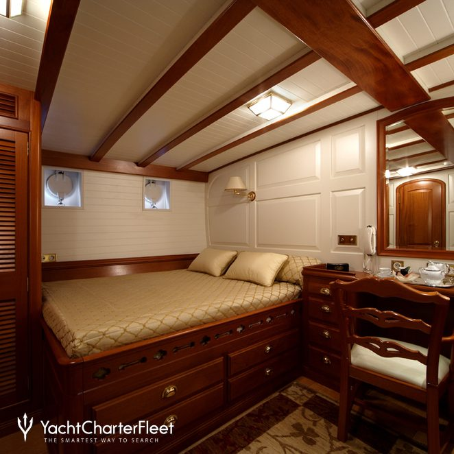 Guest Stateroom & Seating