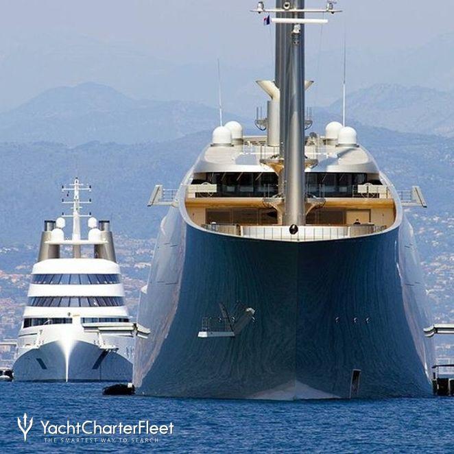 Sailing Yacht A >> Sailing Yacht A Yacht Photos Nobiskrug Yacht Charter Fleet