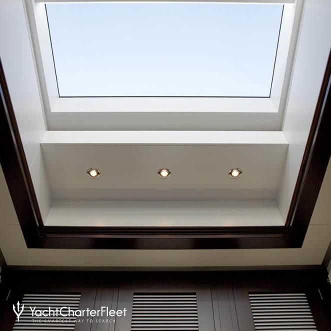 Master Stateroom - Skylight