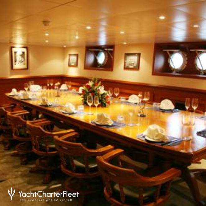 Interior Dining - Table Set