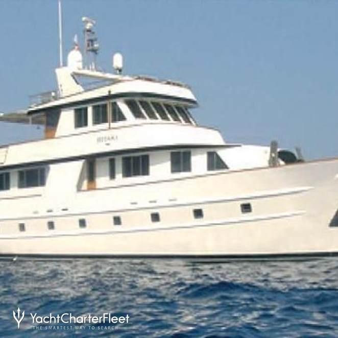 Steel Motor Yacht photo 4