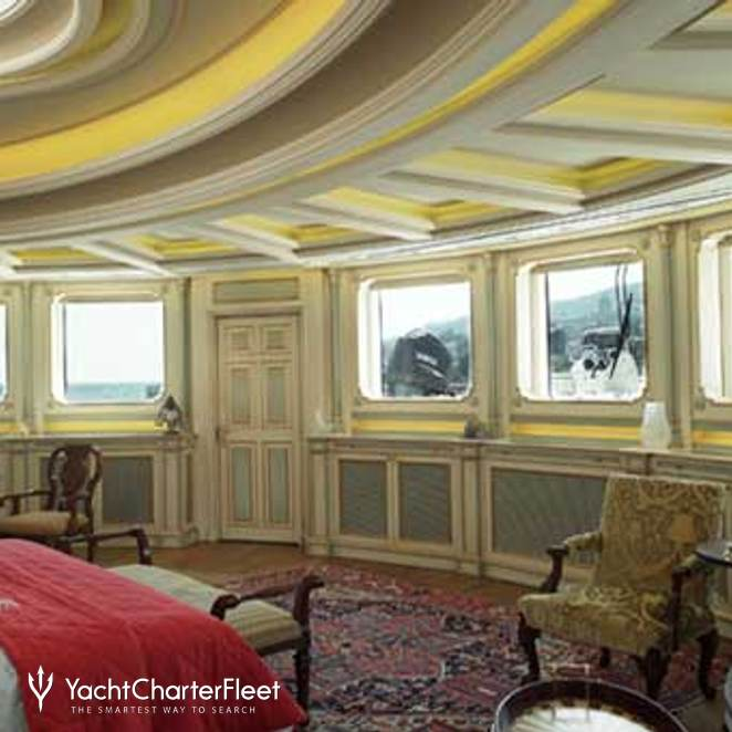 Master Stateroom - Windows