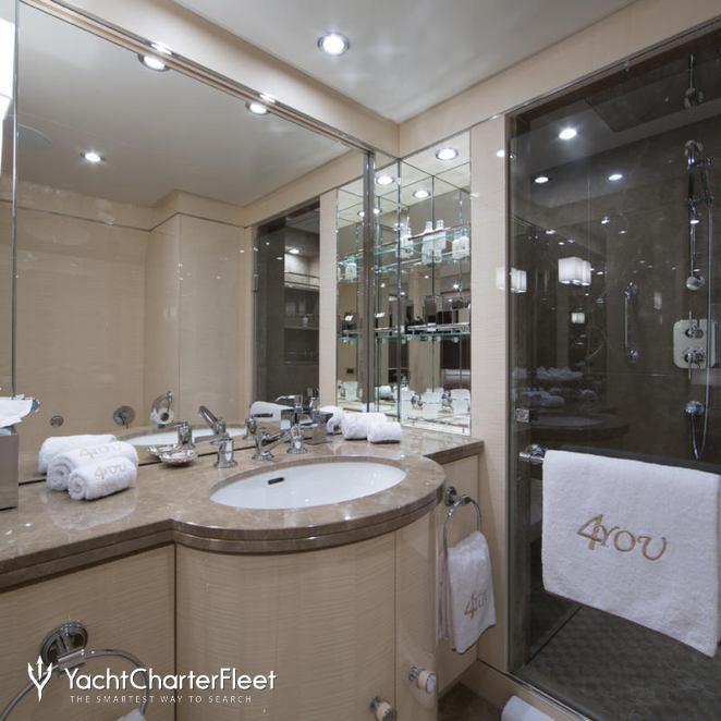 Guest Bathroom - Twin
