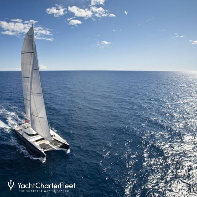 Running Shot - Sails