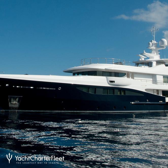 LA FAMILIA Yacht Photos - Amels | Yacht Charter Fleet