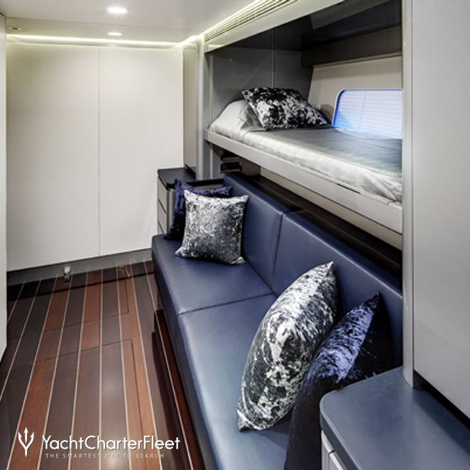 Convertible Bunks