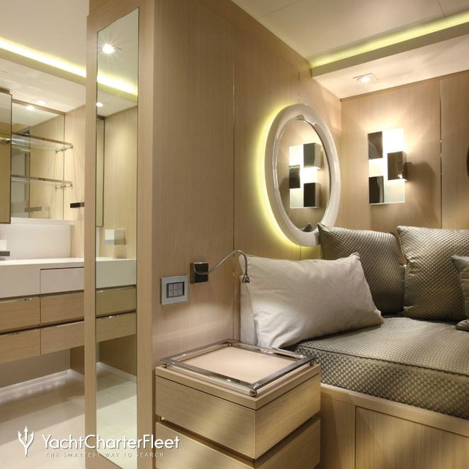 Twin Stateroom - Bed