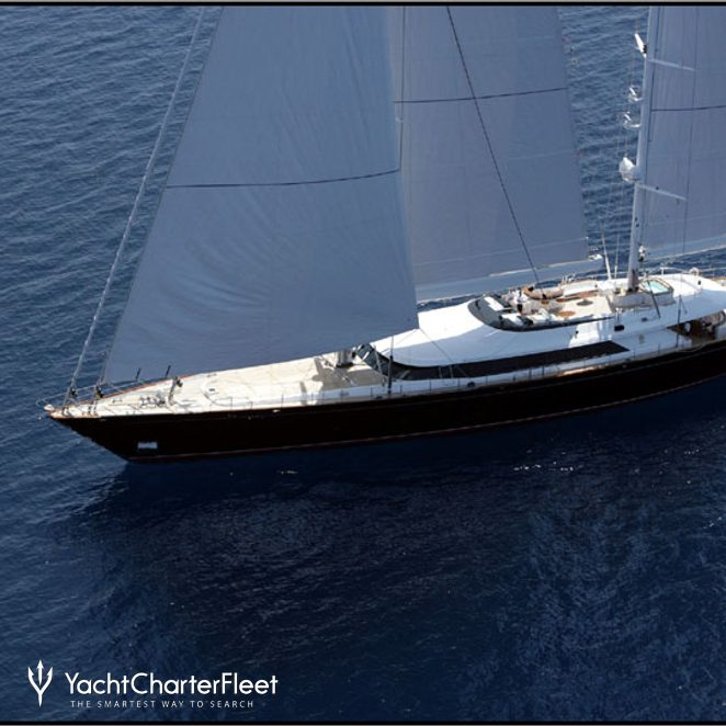 Aerial View - Sailing