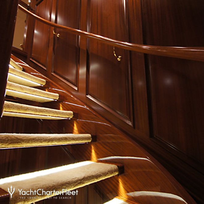 Detail - Stairs