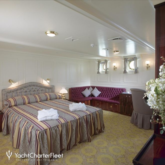 Guest Stateroom 1