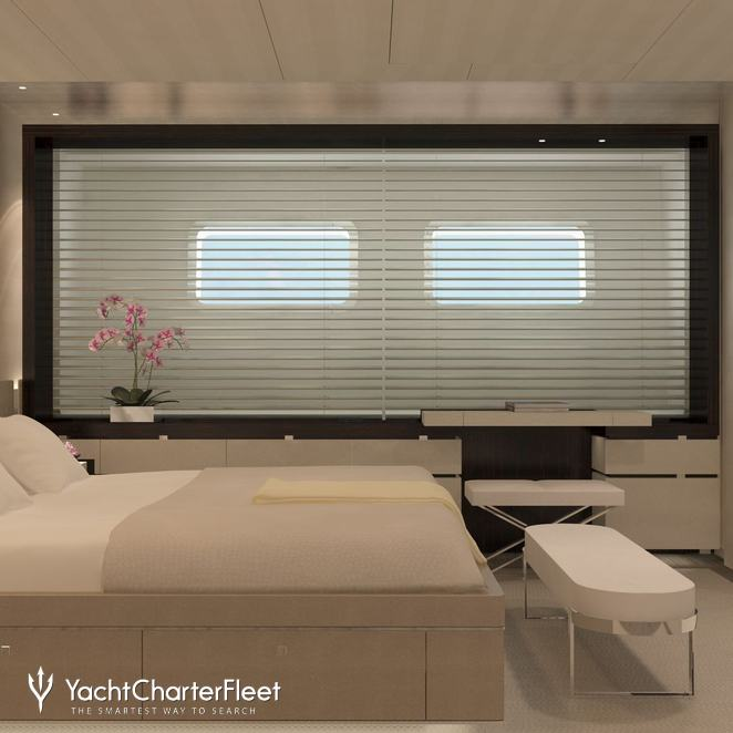 A Rendering Of A Guest Suite