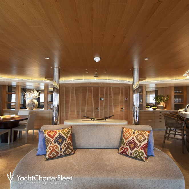 Observation Lounge - Seating Area