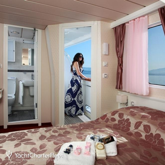Guest Stateroom with Balcony