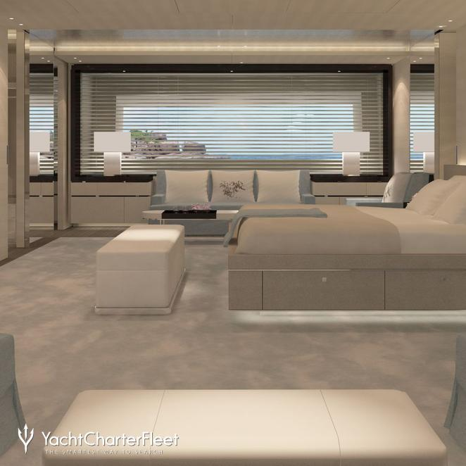 A Rendering Of The Main Suite