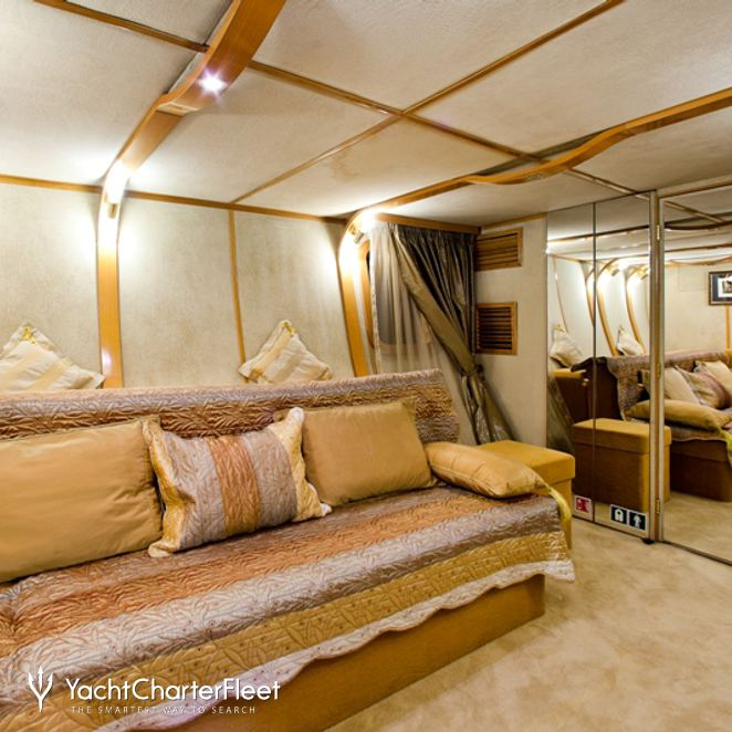 Guest Stateroom - Converts to Double