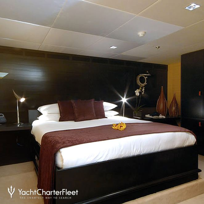 "Guest ""Bamboo"" Stateroom"