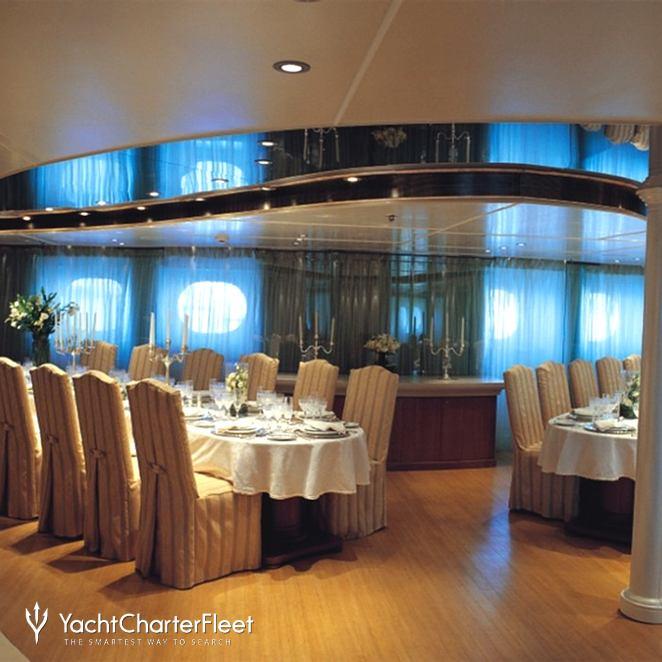 Dining Salon - Tables