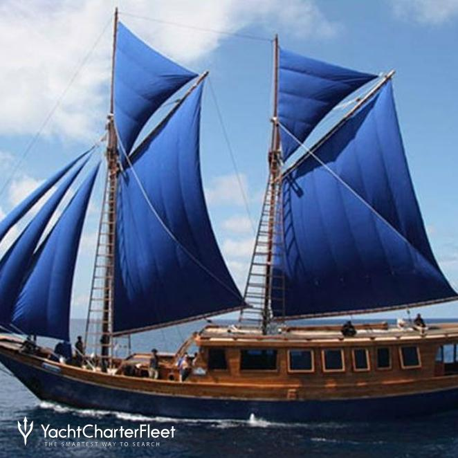 Phinisi Schooner 26 m photo 1