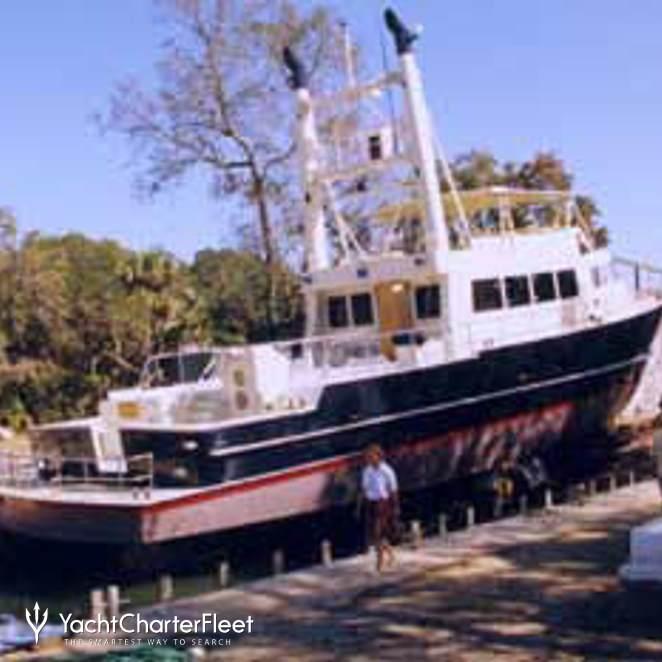 Neville Long Range Motor Yacht photo 2