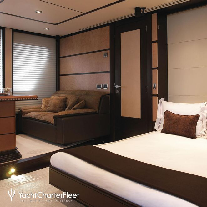 Office as Stateroom